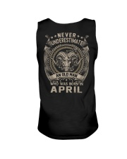 April Men Unisex Tank thumbnail
