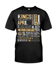April King - Special Edition Classic T-Shirt front