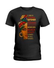 September Queen Ladies T-Shirt thumbnail