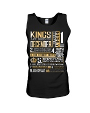 December King  Unisex Tank thumbnail