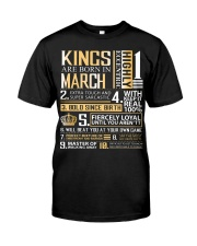 March King Classic T-Shirt front