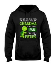 Running - Special Edition  Hooded Sweatshirt thumbnail