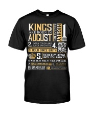 August King Classic T-Shirt front