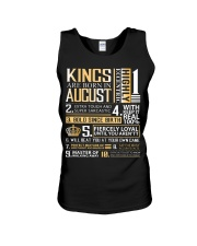August King Unisex Tank thumbnail