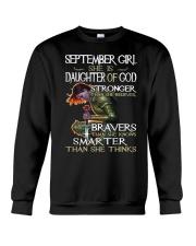 September Girl - Special Edition Classic Crewneck Sweatshirt thumbnail
