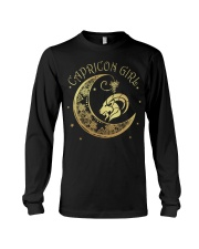 Capricorn Girl Long Sleeve Tee thumbnail