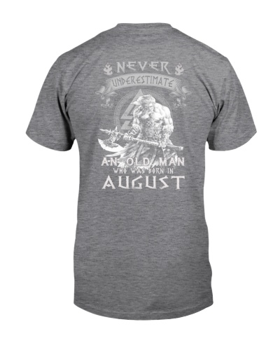 August Man - Limited Edition