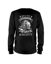 August Man - Limited Edition Long Sleeve Tee thumbnail