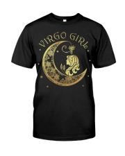 Virgo Girl Classic T-Shirt front