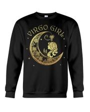 Virgo Girl Crewneck Sweatshirt thumbnail