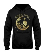 Virgo Girl Hooded Sweatshirt thumbnail