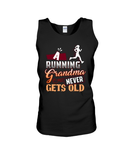 A Running Grandma Never Gets Old