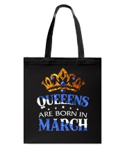 Queen March Tote Bag thumbnail