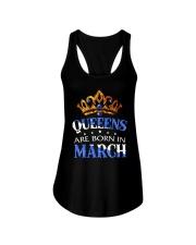 Queen March Ladies Flowy Tank thumbnail
