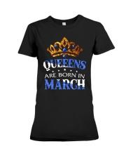 Queen March Premium Fit Ladies Tee thumbnail