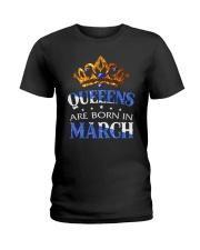 Queen March Ladies T-Shirt thumbnail