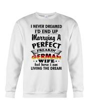 Perfect Freakin' German Wife Crewneck Sweatshirt thumbnail