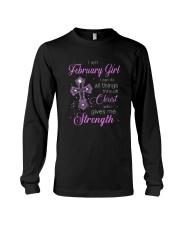 February Girl - Special Edition Long Sleeve Tee thumbnail