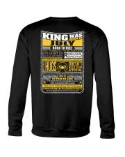 July King - Limited Edition Crewneck Sweatshirt thumbnail