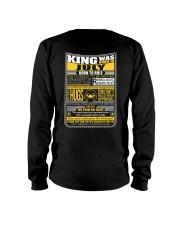 July King - Limited Edition Long Sleeve Tee thumbnail