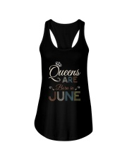 June Queen - Special Edition Ladies Flowy Tank thumbnail