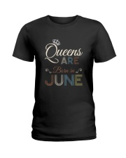 June Queen - Special Edition Ladies T-Shirt thumbnail