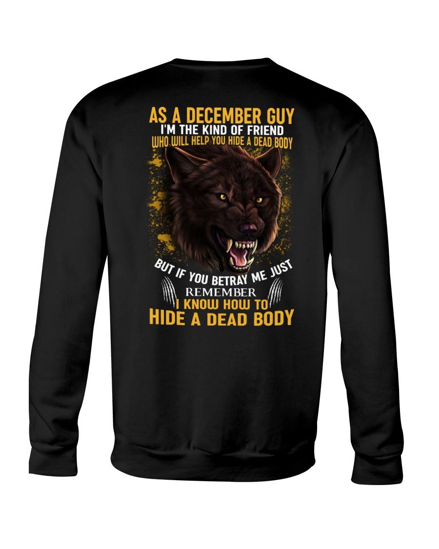 December Man - Limited Edition Crewneck Sweatshirt