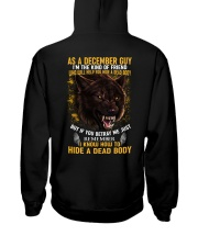 December Man - Limited Edition Hooded Sweatshirt thumbnail