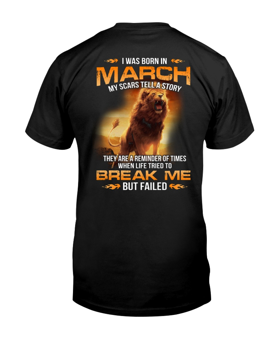 Men March Classic T-Shirt