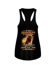 Men March Ladies Flowy Tank thumbnail