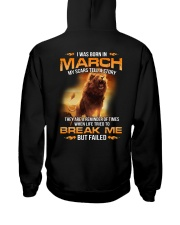 Men March Hooded Sweatshirt thumbnail