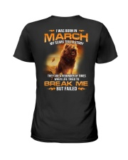 Men March Ladies T-Shirt thumbnail