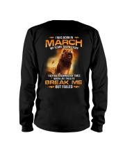 Men March Long Sleeve Tee thumbnail