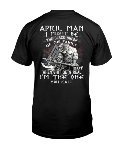 April Man - Special Edition