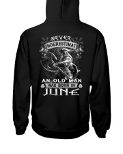 June Men - Special Edition Hooded Sweatshirt thumbnail