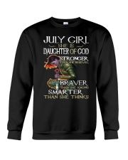 July Girl - Special Edition Crewneck Sweatshirt thumbnail