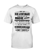 HIJO AFORTUNADO Classic T-Shirt front