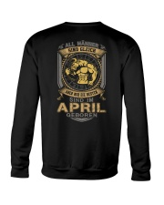 April Men Crewneck Sweatshirt thumbnail