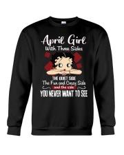 April  Crewneck Sweatshirt thumbnail