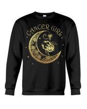 Cancer Girl Crewneck Sweatshirt thumbnail