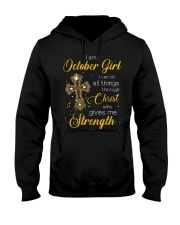 October Girl - Special Edition Hooded Sweatshirt thumbnail