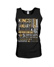 January King - Special Edition Unisex Tank thumbnail