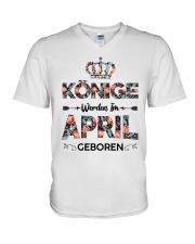 April V-Neck T-Shirt thumbnail