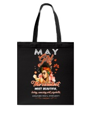 May Girl Tote Bag thumbnail
