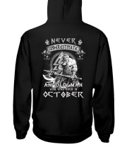 October Men - Special Edition Hooded Sweatshirt thumbnail