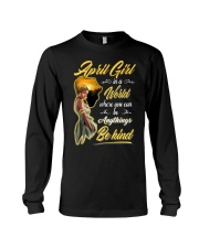 April Girl Long Sleeve Tee thumbnail