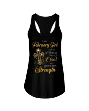 Feuraruary Girl - Special Edition Ladies Flowy Tank thumbnail