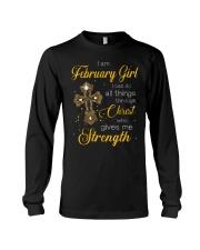 Feuraruary Girl - Special Edition Long Sleeve Tee thumbnail