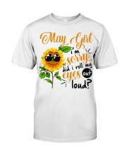 May Classic T-Shirt front