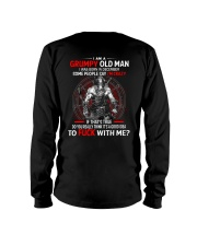 I Am A Grumpy Old Man Long Sleeve Tee thumbnail